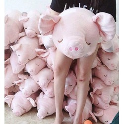 Gối ôm hình lợn cute