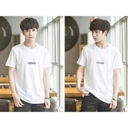 áo thun tổng hợp nam đơn giản ltk55