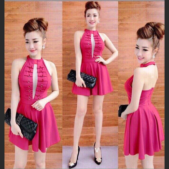 Đầm Tôn dáng | đầm