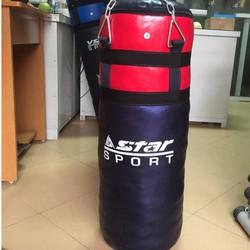 Bao đấm Star Sport 70cm + tặng giá đỡ ĐT trị giá 30k