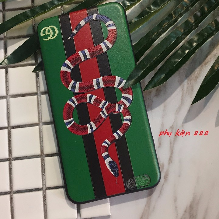 Ốp lưng 6Plus con rắn GG 3
