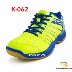Giày kawasaki k-062 màu xanh chuối