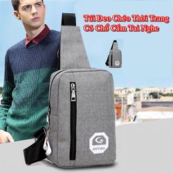 Túi Nam Đeo Chéo Thời Trang DXYIZU Style Hàn