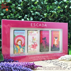 Set Nước Noa Mini ESCADA