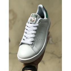 Giày nam nữ Stan Smith bản gót phối mới bền êm chất đẹp