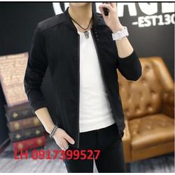 Áo khoác nam giả vest 2 lớp thời trang Hàn Quốc - Y16KB100