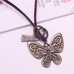 Dây chuyền thời trang hình con bướm