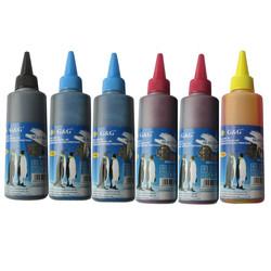 Bộ mực in phun 6 màu GG cho máy in Epson T50, T60, 1390, 1430, 7110