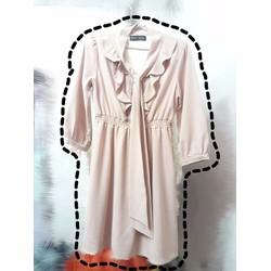 Đầm Voan Cát Hàn Quốc