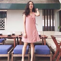 Cici dress - Đầm thiết kế thắt dây