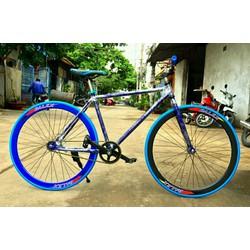 Xe đạp Fixed Single mới  bảo hành 1 năm