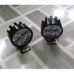 Cặp đèn pha xe đạp điện xe máy 12V-80V