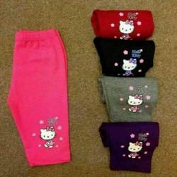 Set 4 quần legging cho bé gái