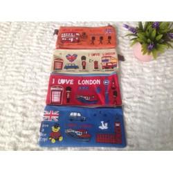Túi I LOVE LONDON