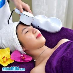 Lăn kim bổ sung nước trị sẹo lõm trắng da - TMV Đại Việt