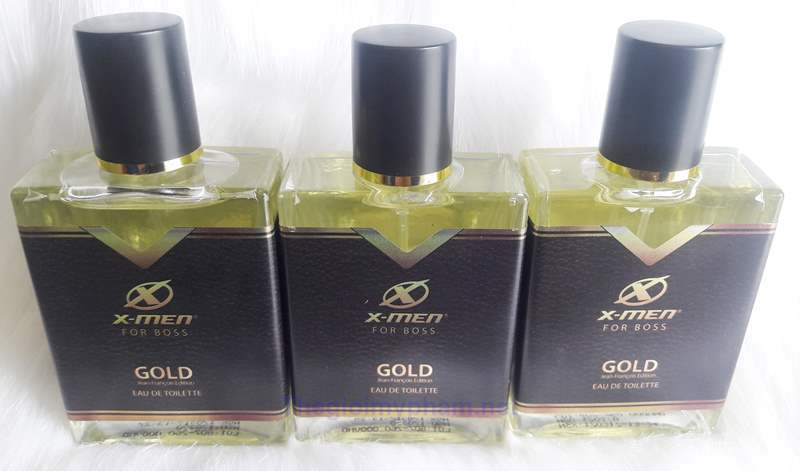 Nước Hoa X-Men-For-Boss Gold 50ml 5