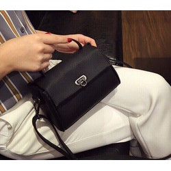 Túi xách mini khoá tròn