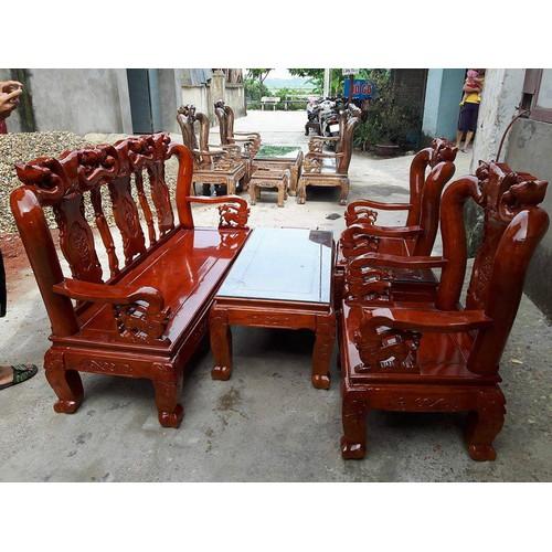 Bộ bàn ghế phòng khách giả cổ quốc đào gỗ xoan ta tay 10 - 11059669 , 6752556 , 15_6752556 , 7500000 , Bo-ban-ghe-phong-khach-gia-co-quoc-dao-go-xoan-ta-tay-10-15_6752556 , sendo.vn , Bộ bàn ghế phòng khách giả cổ quốc đào gỗ xoan ta tay 10