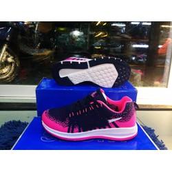 giày thể thao nữ ,mới về 2 màu, chất liệu vải đẹp