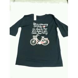 áo thun xe đạp