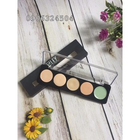 Che Khuyết Điểm Five Concealer Palette Ashley - CKDM