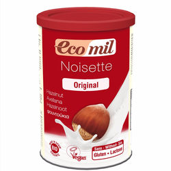 Sữa hạt phỉ hữu cơ dạng bột Ecomil 400g