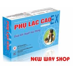PHỤ LẠC CAO EX-  điều trị lạc nội mạc tử cung, đau bụng kinh, vô sinh