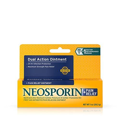 Kem mỡ giảm đau, trị phỏng NEOSPORIN 28.3g
