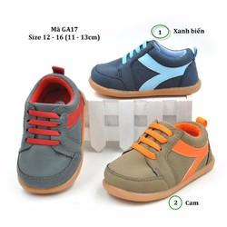 Giày Tập Đi Cho Bé Trai 3 - 18 Tháng GA17