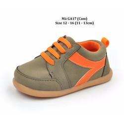 Giày Tập Đi Cho Bé 3 - 18 Tháng GA17