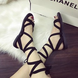 sandal dây dài chiến binh