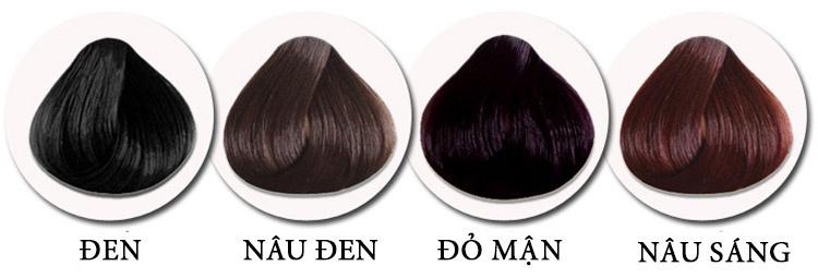 Lược nhuộm tóc thông minh 11