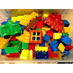 Đồ chơi xếp hình thông minh dạng khối lớn hãng TOYSBRO cho bé 2-6 tuổi