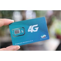 SIM 4G VIETTEL 60GB