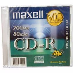 ĐĨA CD TRẮNG MAXELL,4 ĐĨA