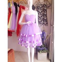 Đầm xoè công chúa cúp ngực - A31603