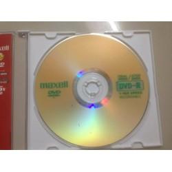 ĐĨA DVD TRẮNG MAXELL