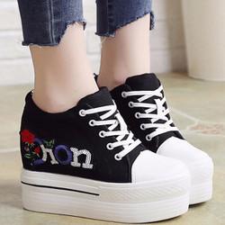 Giày bánh mì nữ cá tính BM056D