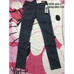 Quần jeans mới size 27