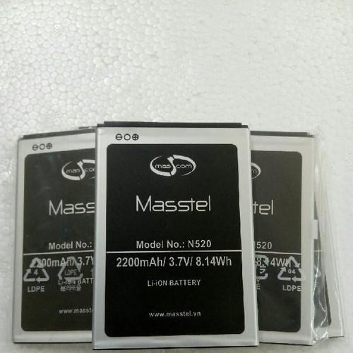 Pin masstel N520 - 5693013 , 9630623 , 15_9630623 , 150000 , Pin-masstel-N520-15_9630623 , sendo.vn , Pin masstel N520
