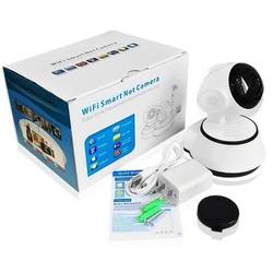 camera ip robot wifi xoay 360 độ V380 HD V1