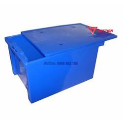 Thùng nhựa có nắp T25 - 0908 689 365
