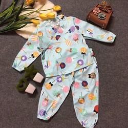 Pijama Akata độc đáo dành cho bé gái - viên kẹo