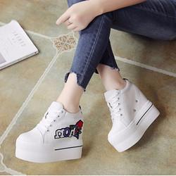 Giày bánh mì nữ cá tính BM056T
