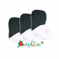 Combo 3 miếng lót tã vải đêm BabyCute size M 8-16kg
