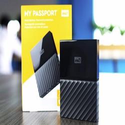 Ổ cứng di động WD 1TB Passport Ultra 2017