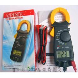 Ampe kìm cầm tay kẹp vạn năng Multimeter Digital DT3266L Loại Tốt Bền