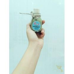 Mask cám gạo trà xanh