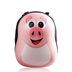 Balo hình con lợn ngộ nghĩnh cho bé cao cấp