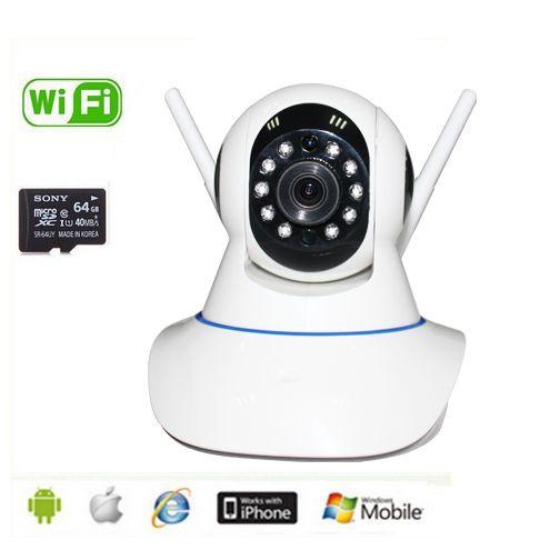 Camera Smart IP Wifi HDP-2000IP 2